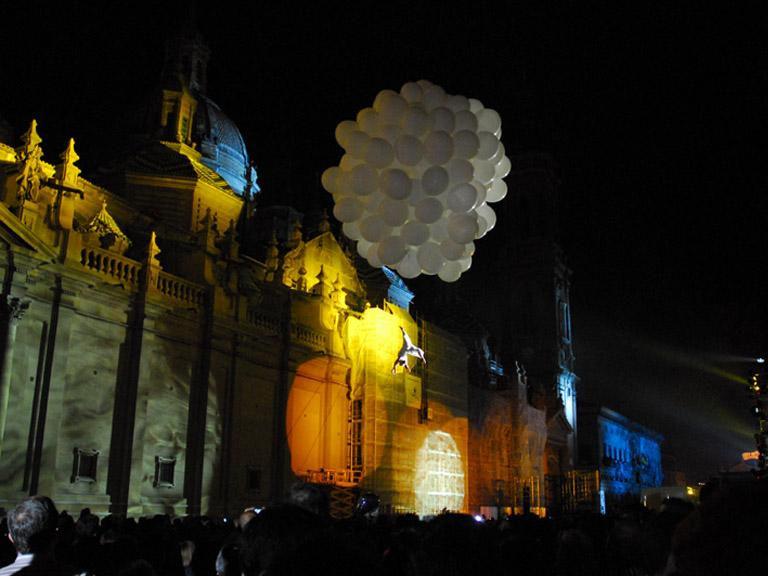 Pregón fiestas del Pilar 2007