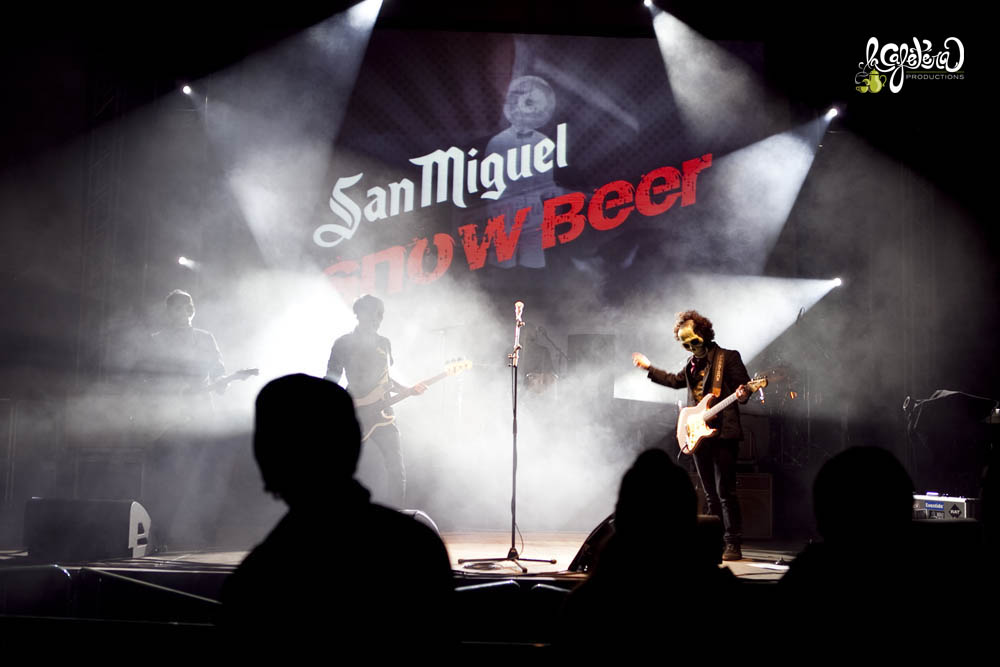 San Miguel Snowbeer Tour 2011
