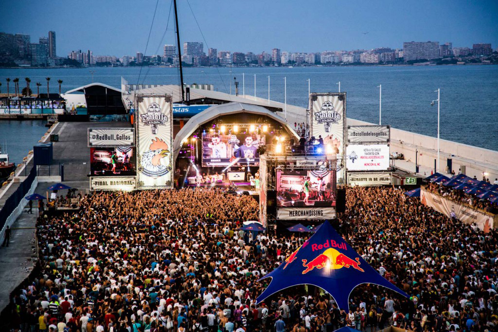 Red Bull Batalla de los Gallos 2016
